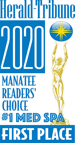 HT 2020 Manatee Readers Choice Best Med Spa