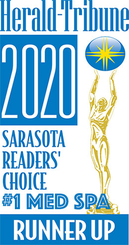 HT 2020 Manatee Readers Choice Runner Up Best Med Spa